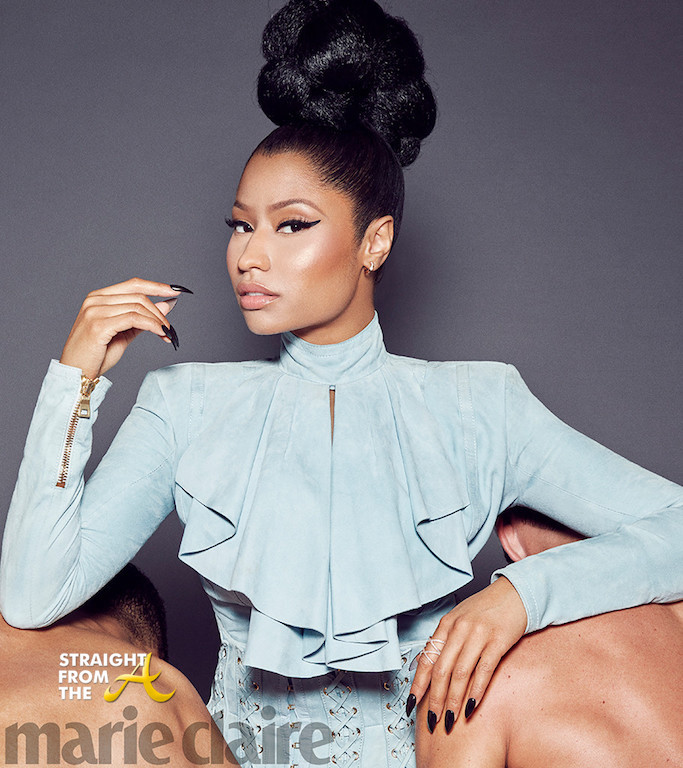 Nicki Minaj Marie Claire November 2016 5