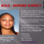 Mugshot Mania:?Woman Sought By GA Authorities After Killing Woman Over A Man…