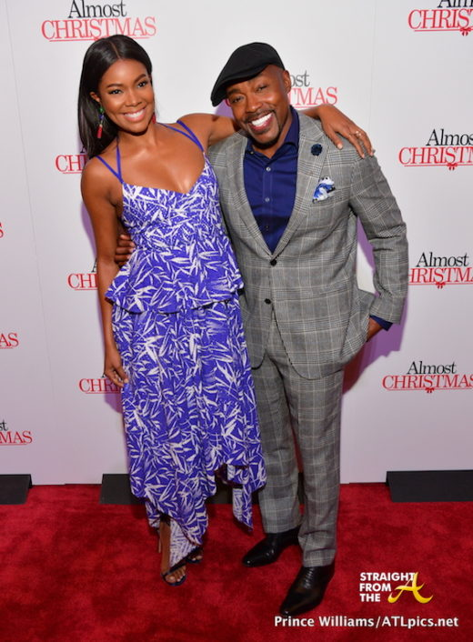 Gabrielle Union Will Packer
