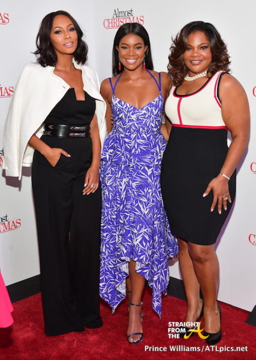 Will Packer Hosts Star Studded 'Almost Christmas' Screening In Atlanta… (PHOTOS)