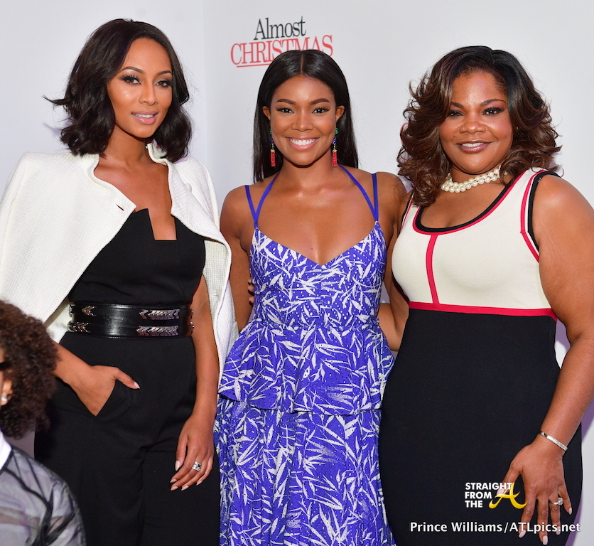 Will Packer Hosts Star Studded \'Almost Christmas\' Screening In ...