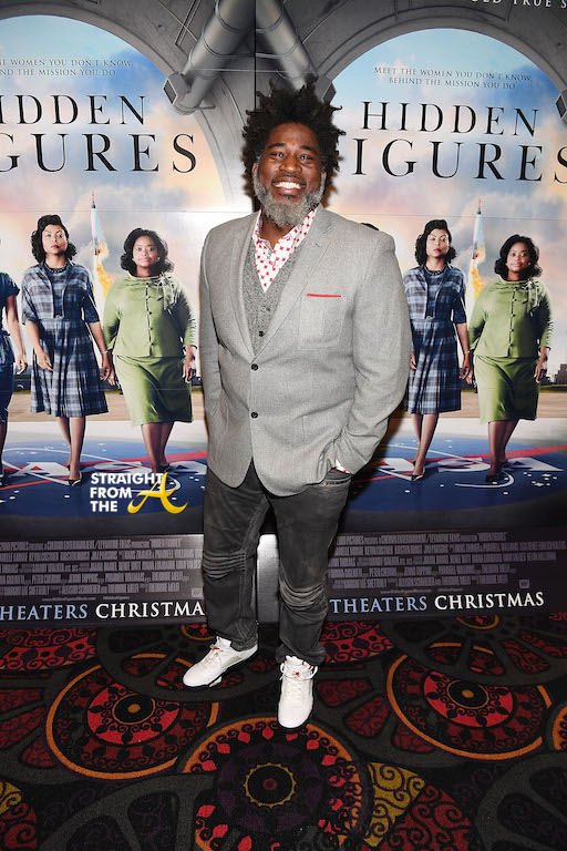 "ATLANTA, GA - NOVEMBER 16: Rapper David Banner attends ""Hidden Figures"" advanced screening hosted by Janelle Monae & Pharrell Williams at Regal Cinemas Atlantic Station Stadium 16 on November 16, 2016 in Atlanta, Georgia. (Photo by Paras Griffin/Getty Images for 20th Century Fox)"