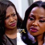 #RHOA Kandi Burruss vs. Phaedra Parks: Battle of The Ex-BFF's… [VIDEO]