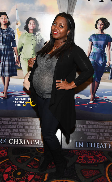 "ATLANTA, GA - NOVEMBER 16: Actress Keshia Knight Pulliam attends ""Hidden Figures"" advanced screening hosted by Janelle Monae & Pharrell Williams at Regal Cinemas Atlantic Station Stadium 16 on November 16, 2016 in Atlanta, Georgia. (Photo by Paras Griffin/Getty Images for 20th Century Fox)"