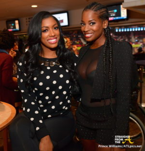Porsha Williams Shamea Morton