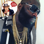 Rick Ross is Tardy For His Taxes! Owes $5.7 Million To IRS…