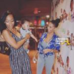 Monyetta Crystal and Baby Schaffer