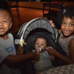 Neyo's three children