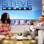 #RHOA Cynthia Bailey Talks 'Divorce' On The Steve Harvey Show… (PHOTOS + VIDEO)