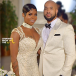 Fantasia & Kendall Taylor Renew Vows on Christmas Day… (PHOTOS)