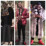 'Tis The Season! Gucci Mane Flaunts Holiday Fashions +  Sets 2017 Wedding Date… [PHOTOS]