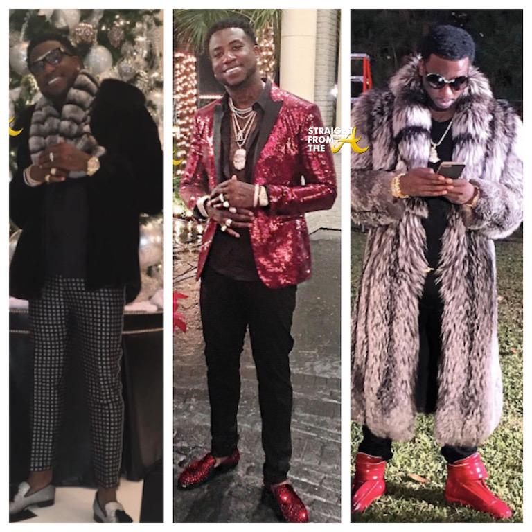 gucci mane christmas 1 - Gucci Mane Christmas
