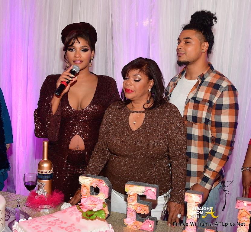 Joseline Hernandez Hosts Lavish Celebrity Baby Shower Photos
