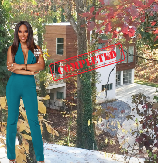 Inside #RHOA Kenya Moore's 'Moore Manor' (The Finished Product)… [PHOTOS + VIDEO]