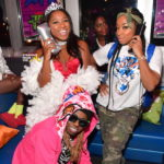 Lil Wayne's Daughter Reginae Carter Hosts 90's Themed 18th Birthday Bash… (PHOTOS)