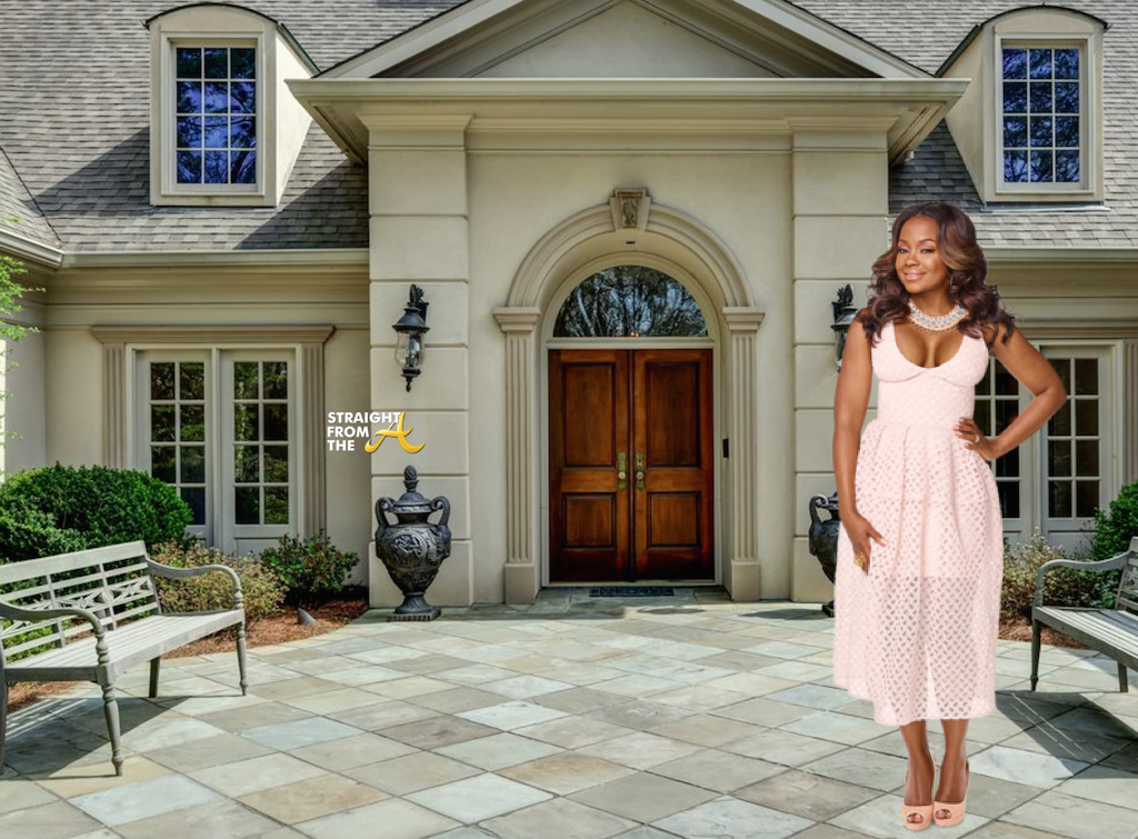 EXCLUSIVE! #RHOA Phaedra Parks Purchases Lavish Buckhead ... Justin Timberlake Homes