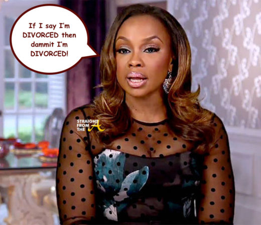OPEN POST: #RHOA Phaedra Parks Still Claims 'Mysterious' Divorce Is Final…