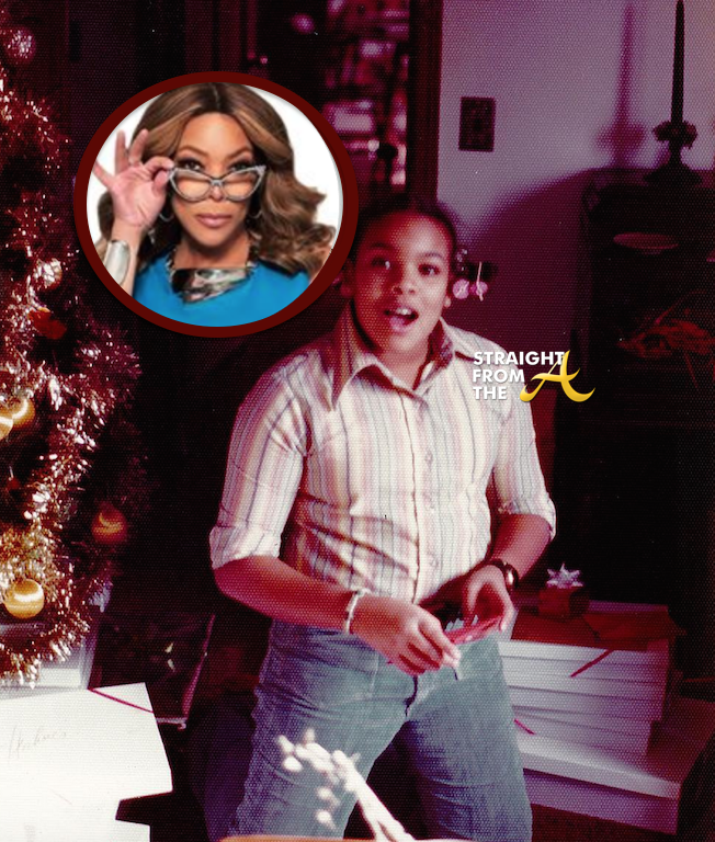 Trending News Viral Added A New Photo: Wendy-williams-christmas-throwback-2016