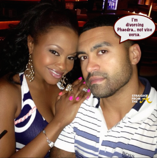 EXCLUSIVE: Apollo Nida Officially Files For Divorce From #RHOA Phaedra Parks *RECEIPTS*