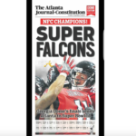 Super Bowl Bound! Atlanta Falcons Win NFC Championship… #RiseUp