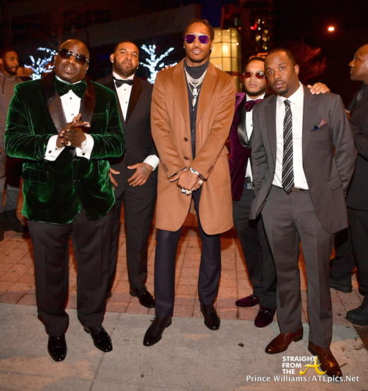 Quick Pics: Future Hendrix & Friends Party at 3 Atlanta Hot Spots… (PHOTOS)