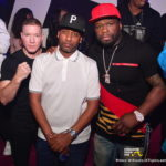 "CLUB SHOTS: 50 Cent & Joseph Sikora of ""POWER"" Hit The Gold Room… (PHOTOS)"