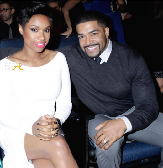 Jennifer Hudson David Otunga 4