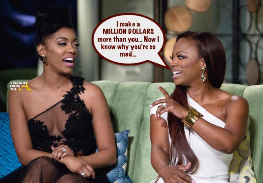 #RHOA Salaries Revealed: Guess Who's The Highest/Lowest Paid 'Housewife' on Season 9… (PHOTOS)