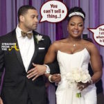 DIVORCE DRAMA: Apollo Nida Blocks #RHOA Phaedra Parks From Selling Marital Home…
