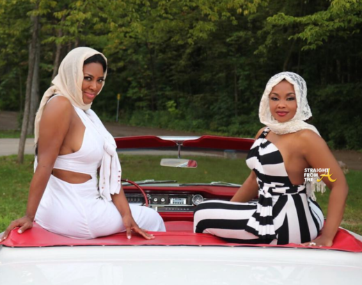 #RHOA Recap: 5 Things Revealed During Season 9, Episode 11 'Thelma & Louise Take Flint' + Watch Full Video…