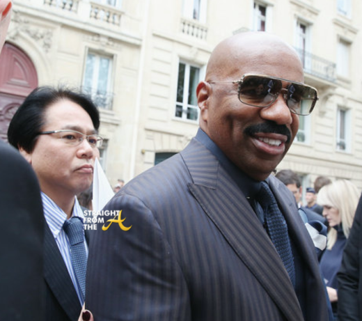 Steve Harvey Asian Jokes