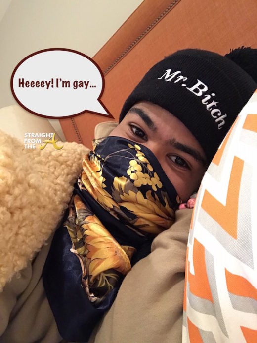 If You Care: Atlanta Rapper 'ILoveMakonnen' Comes Out As Gay…