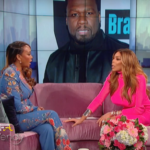 Vivica A. Fox Admits 50 Cent Was Her One 'True Love' on Wendy Williams… [VIDEO]