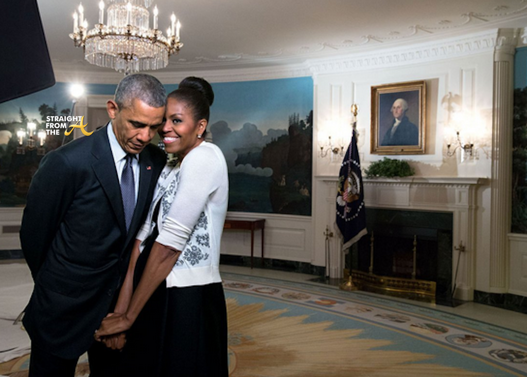 In The Tweets Obama S Share Public Declarations Of Love