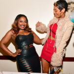 SPOTTED: #RHOA Phaedra Parks & Nicole Murphy At T.I.'s Grand Hustle Dinner… (PHOTOS)