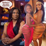 #RHOA Kandi Burruss Calls Porsha Williams a Liar + She Didn't Know Phaedra Parks' Role in The 'Lezz-Bun' Rumor…