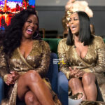 Reality Recycled Fashions: #Married2Med Quad Webb-Lunceford vs. #RHOA Kenya Moore… (PHOTOS)