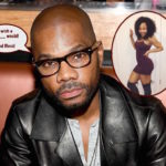 Thumb Thuggin For Christ! Kirk Franklin Defends Daughter Against 'Christian' Cyber-Bullies…