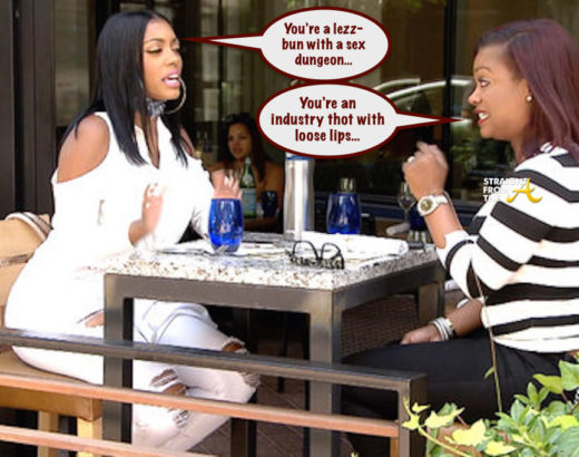 "RECAP: #RHOA Season 9, Episode 14 ""Loose Lips Sink Ships"" + Watch Full Video…"