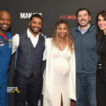 Baby Bump Watch: Ciara Goes 'Beatless' For Date Night… (PHOTOS)