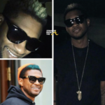New Look: Usher Raymond Debuts Green Hair + Sends Love to Fellow 'Naturalistas'… (PHOTOS)