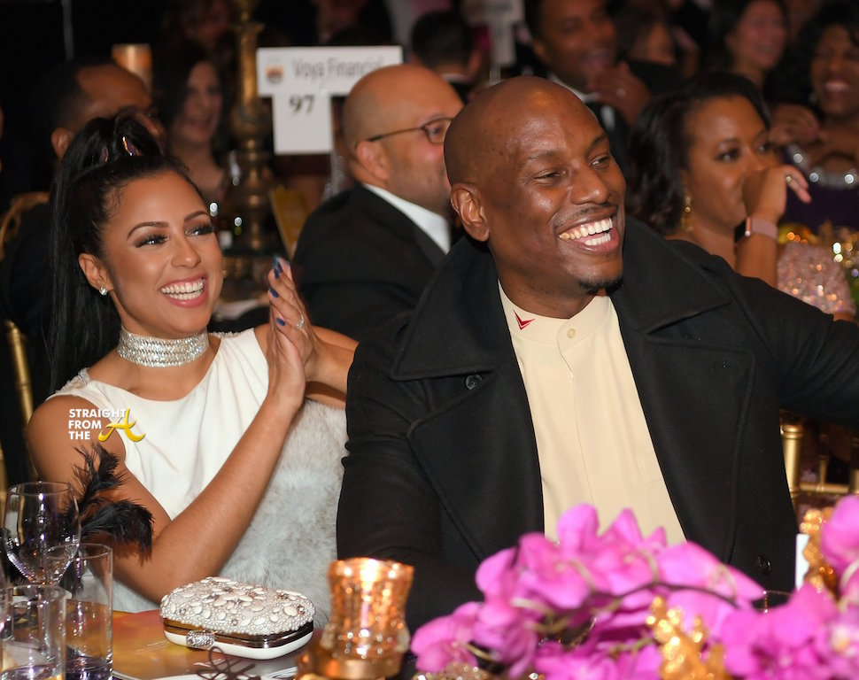 Image result for tyrese and samantha lee