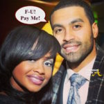 DIVORCE DRAMA!! Apollo Nida Claims #RHOA Phaedra Parks Is Hiding Millions in Assets…