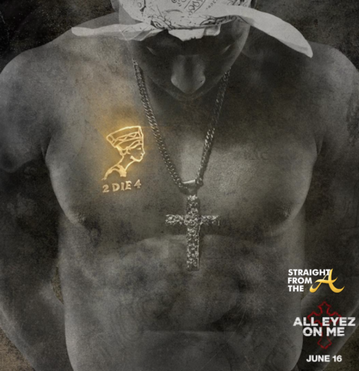 Official Trailer for 'All Eyez On Me' Tupac Biopic
