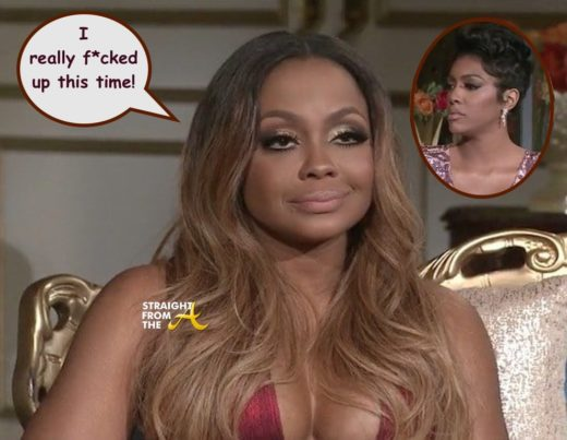 I Repeat… #RHOA Phaedra Parks is NOT Returning For Season 10! (CONFIRMED TEA + SNEAK PEEK #RHOAReunion CLIP)