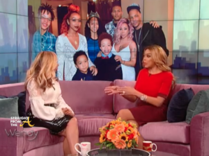 Tiny Harris Discusses The Demise of Her Marriage on 'The Wendy Show'… (FULL VIDEO)