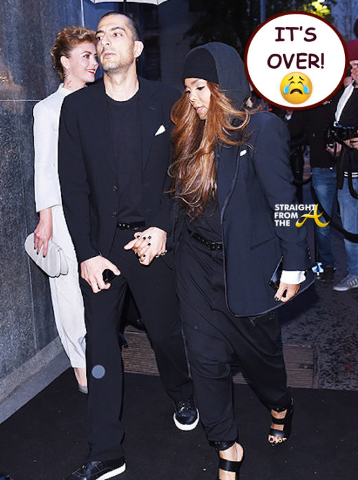 381bab139626 Janet Jackson Splits From Billionaire Husband 3 Months After Giving Birth…
