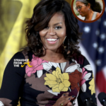 'Black Twitter' Goes Wild Over Photo of Michelle Obama Rocking Natural Hair… (PHOTOS)