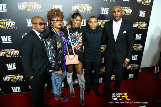 Tiny Harris, Waka Flocka, Mama June & More Attend 'Growing Up Hip Hop: Atlanta' Premiere… (PHOTOS + FIRST LOOK VIDEO)