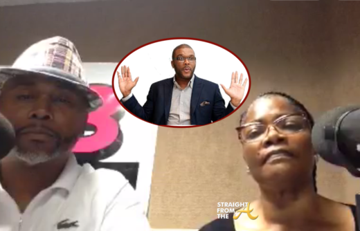 WATCH THIS! Mo'Nique Shares Full Details of Tyler Perry's Recent Phone Call & More… (FULL VIDEO)